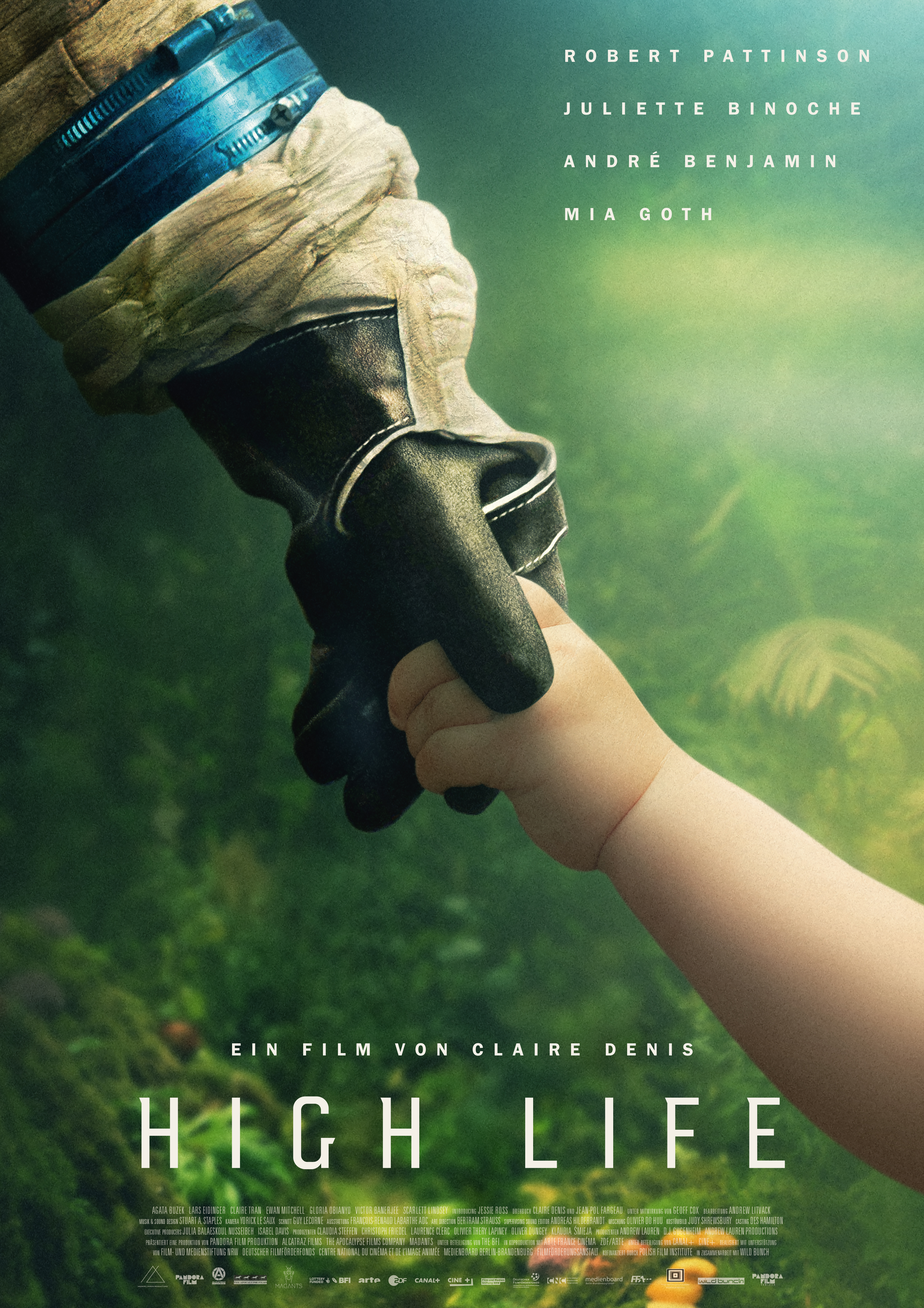 High Life Film 2018 Trailer Kritik Kinode