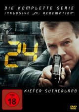 "24 - The Complete Collection inklusive ""24: Redemption"" (55 Discs) Poster"