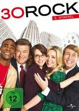 30 Rock - 2. Staffel (2 DVDs) Poster