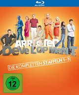 Arrested Development - Die kompletten Staffeln 1-3 (6 Discs) Poster