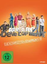 Arrested Development - Die kompletten Staffeln 1-3 (8 Discs) Poster