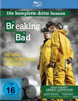 Breaking Bad - Die komplette dritte Season (3 Discs) Poster
