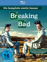 Breaking Bad - Die komplette zweite Season (3 Discs) Poster