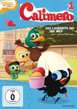 Calimero 1 - Das leckerste Eis der Welt und 7 weitere Episoden Poster