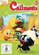 Calimero 3 - Der Heuhaufen-Hindernislauf und 7 weitere Episoden Poster