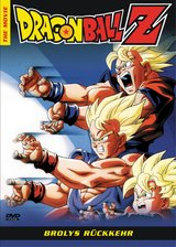 Dragonball Z - The Movie: Brolys Rückkehr Poster