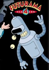 Futurama - Season 4 Collection (4 DVDs) Poster