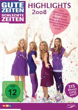 Gute Zeiten, schlechte Zeiten - Highlights 2008 (2 DVDs) Poster