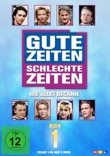 Gute Zeiten, schlechte Zeiten - Wie alles begann, Box 1 (5 Discs) Poster