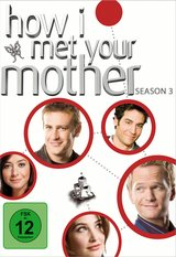 How I Met Your Mother - Season 3 (3 DVDs) Poster