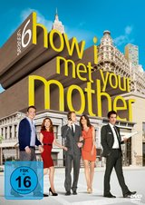 How I Met Your Mother - Season 6 (3 Discs) Poster