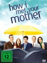 How I Met Your Mother - Season 8 (3 Discs) Poster