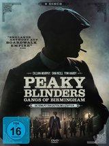 Peaky Blinders: Gangs of Birmingham - Die kompletten ersten zwei Staffeln Poster