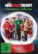 The Big Bang Theory - Christmas Collection Poster