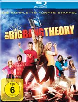 The Big Bang Theory - Die komplette fünfte Staffel (2 Discs) Poster