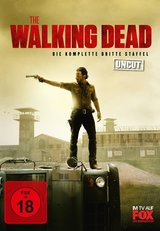 The Walking Dead - Die komplette dritte Staffel (Uncut, 5 Discs) Poster