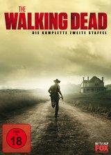 The Walking Dead - Die komplette zweite Staffel (4 Discs) Poster