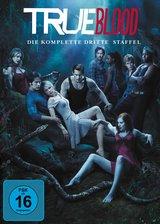 True Blood - Die komplette dritte Staffel (5 Discs) Poster