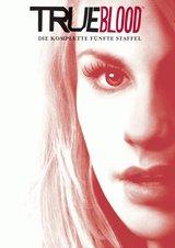 True Blood - Die komplette fünfte Staffel (5 Discs) Poster