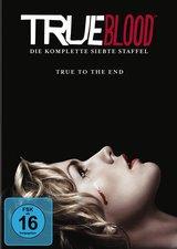 True Blood - Die komplette siebte Staffel Poster