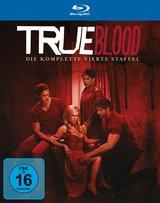 True Blood - Die komplette vierte Staffel (6 Discs) Poster