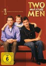 Two and a Half Men - Die komplette erste Staffel (4 Discs) Poster