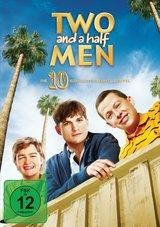 Two and a Half Men - Die komplette zehnte Staffel (3 Discs) Poster