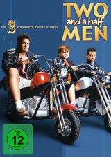 Two and a Half Men - Die komplette zweite Staffel (4 Discs) Poster