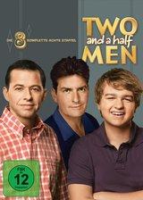 Two and a Half Men: Mein cooler Onkel Charlie - Die komplette achte Staffel (2 Discs) Poster