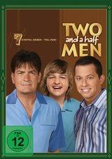 Two and a Half Men: Mein cooler Onkel Charlie - Die komplette siebte Staffel, Teil 2 (2 Discs) Poster