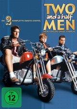 Two and a Half Men: Mein cooler Onkel Charlie - Die komplette zweite Staffel (4 DVDs) Poster