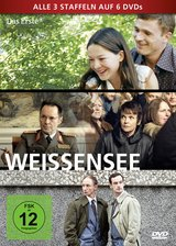 Weissensee - Alle drei Staffeln auf 6 DVDs Poster