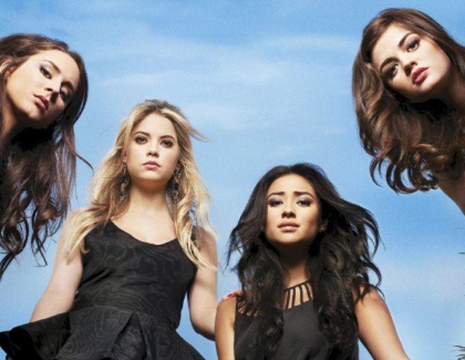 Pretty Little Liars Staffel 5 Online Stream