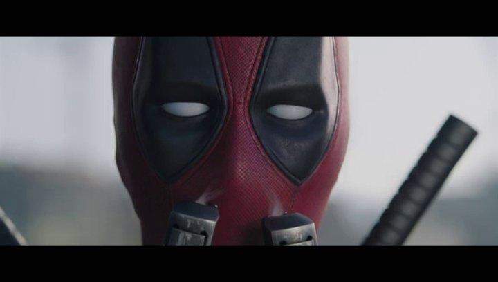 Deadpool - Trailer Poster