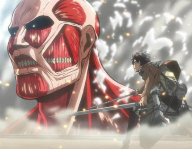 Attack on Titan Staffel 2 Artikel
