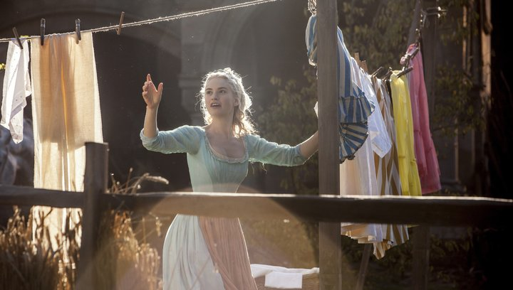 Cinderella - Trailer Poster