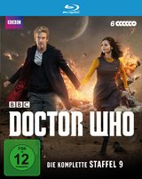 Doctor Who - Die komplette Staffel 9 Poster