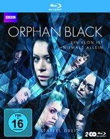 Orphan Black - Staffel drei Poster