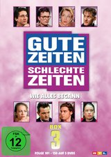 Gute Zeiten, schlechte Zeiten - Wie alles begann, Box 3 (5 Discs) Poster
