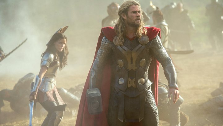 Thor - The Dark Kingdom - Trailer Poster