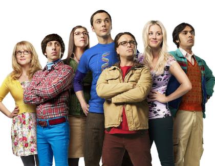 Darsteller Von The Big Bang Theory
