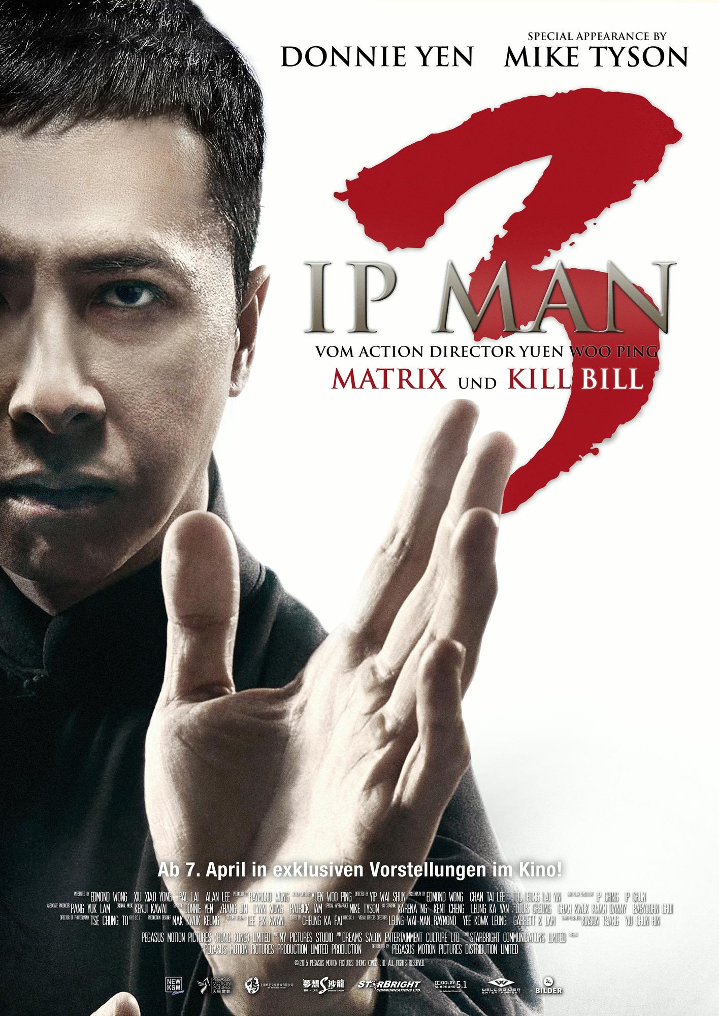 Ip Man 3 Film 2015 Trailer Kritik Kino De