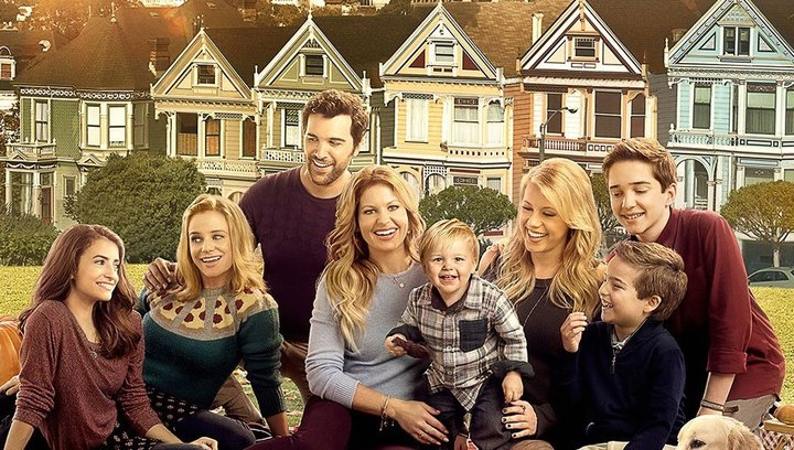 Fuller House Trailer Staffel 1 Poster