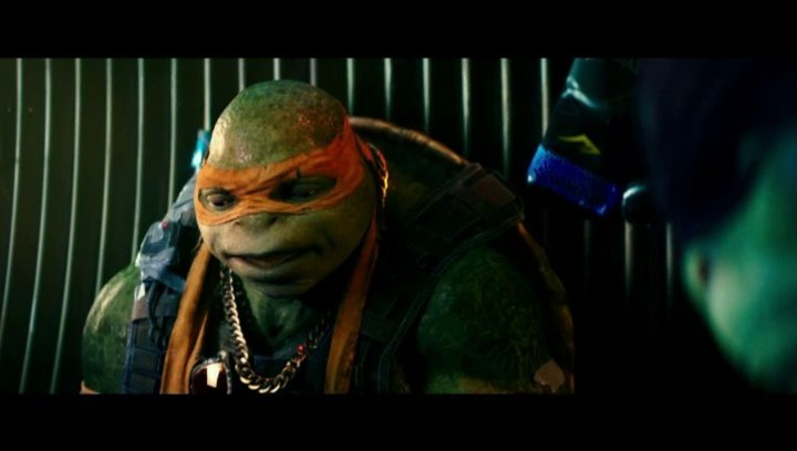 Teenage Mutant Ninja Turtles: Out of the Shadows - Trailer Poster