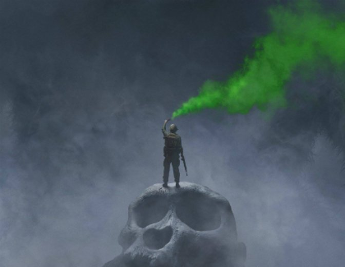 Kong Skull Island Trailer Comic Con