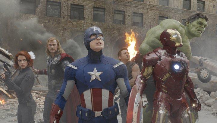 Marvel's The Avengers - Trailer Poster