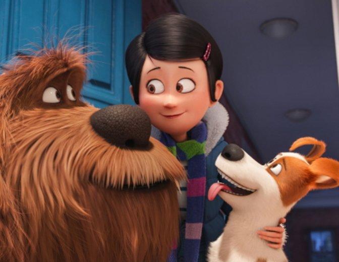 Duke, Katie und Max © Universal Pictures