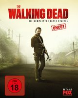 The Walking Dead - Die komplette fünfte Staffel Poster