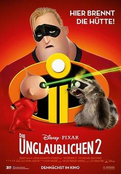 Die Unglaublichen 2 Poster