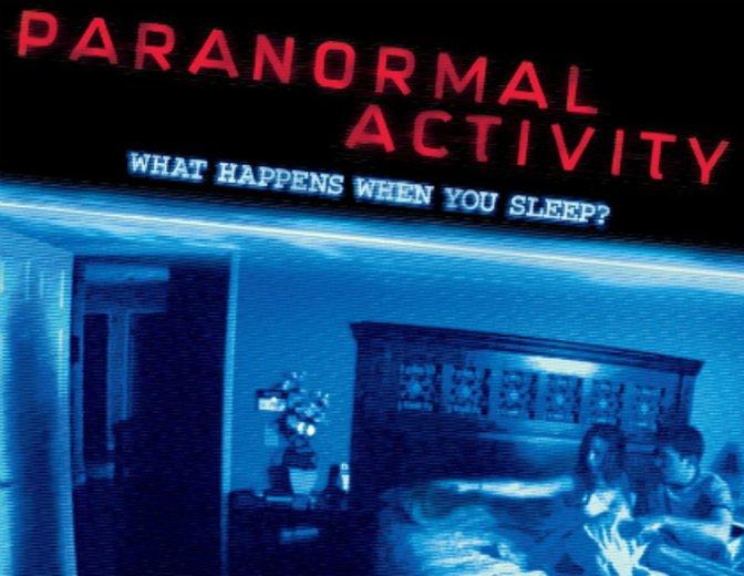 Paranormal Activity alternative Enden